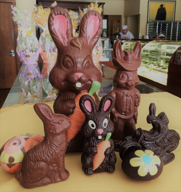 1e41f881de7ec Everything You Ever Wanted to Know About Chocolate Bunnies