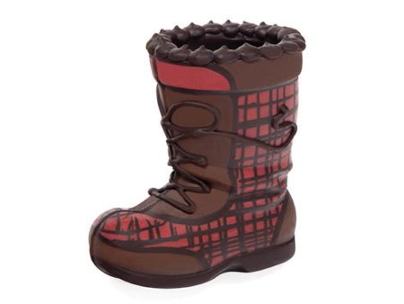 Chocolate Hiking Boot
